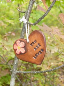 An ash tree is reminded how much she is loved