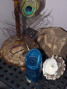 Elemental balance altar