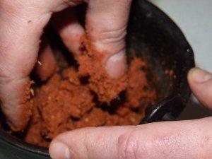 Mixing cone incenase