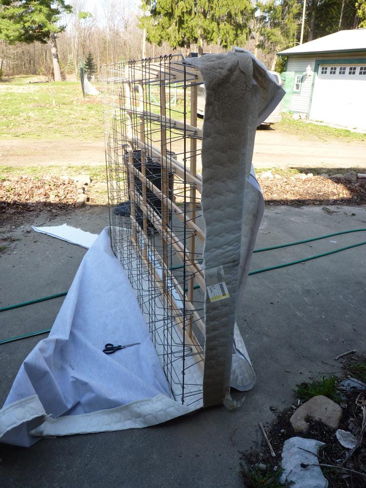 Garden Trellising Bedframes Sticks And Other