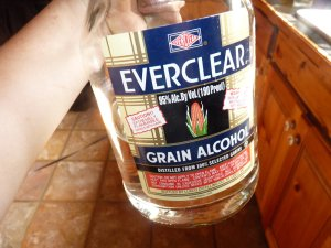 Everclear for tincture/bitter making