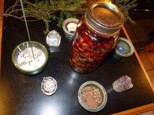 Blessing herbal tincture