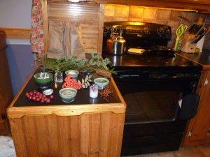 Samhuinn Kitchen Altar