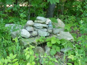 Poison Ivy shrine