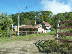Typical Costa Rican Housing