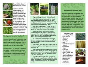 Brochure, page 2