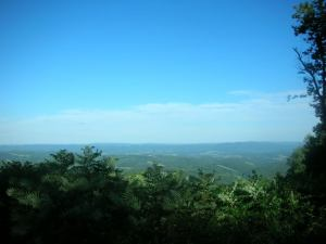 The Laurel Highlands (Alleghney Mountain Range in the Appalacians).  These are the mountains I call home--my inspiration for my localized wheel of the year.