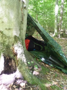 Vision Quest Shelter