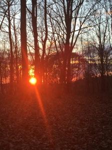 Sunrise - bliss!