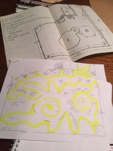 Some of our plans for the space...