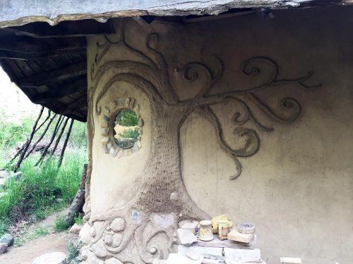 Hobbit Sauna