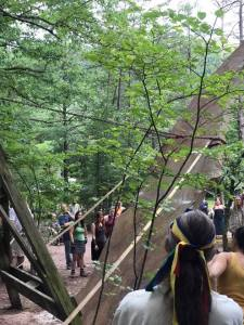 Creating sacred spaces, places, and landscapes