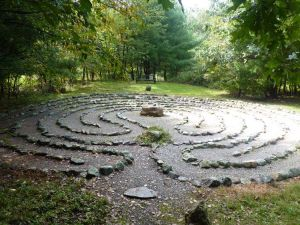 Labyrinth in Bangor, PA