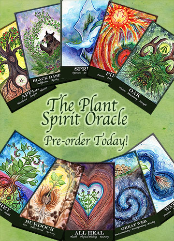 Plant Spirit Oracle - preorder today!
